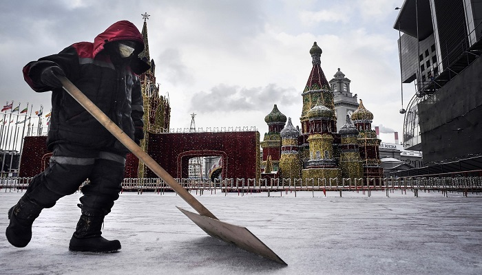 russia रूस में बढ़ा लॉकडाउन का वक्त, अब तक कोरोना से 17 लोगों की मौत, संक्रमित लोगों की संख्या 2337