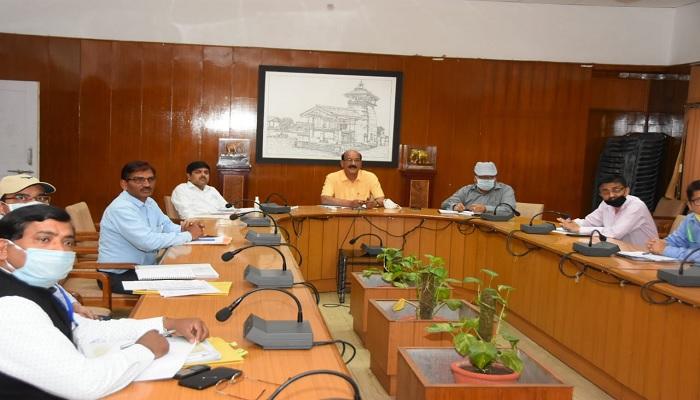 tomar नरेन्द्र सिंह तोमर ने महत्वपूर्ण बैठक में राज्यों के कृषि मंत्रियों से वीडियो कॉन्फ्रेंसिंग के माध्यम से समीक्षा की