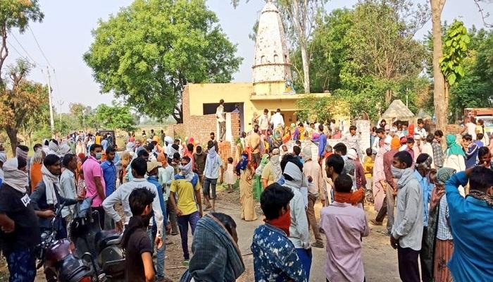 up 2 महाराष्ट्र के पालघर की तरह अब बुलंदशहर में की गई 2 साधुओं की हत्या