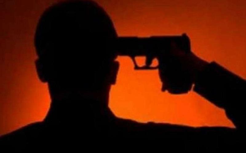 आत्महत्या हेड कांस्टेबल ने पुलिस चौकी में सरकारी राइफल से मारी खुद को गोली