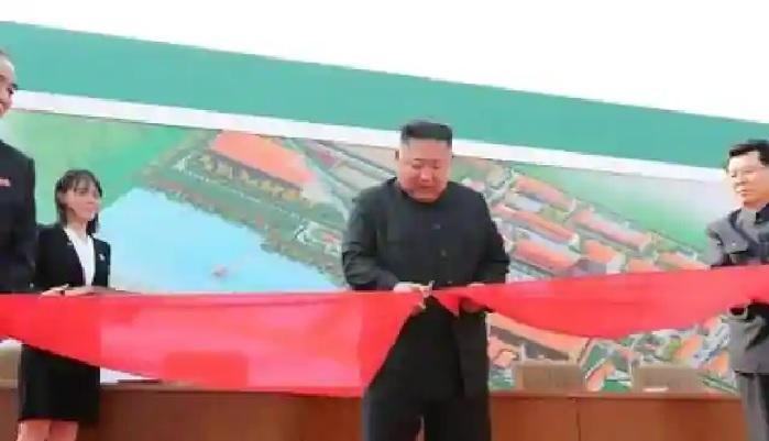 किम जोंग नॉर्थ कोरिया के सनकी तानाशाह की मौत की अफवाहों पर लगा विराम, 20 दिन बाद एक समारोह में आया नजर