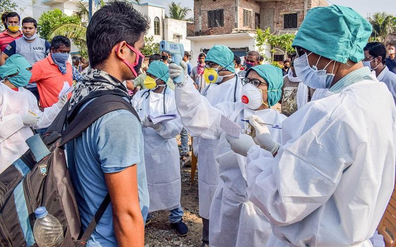 कोरोना 3 24 घंटे में कोरोना के 4 हजार से ज्यादा मरीज आए सामने, संक्रमित लोगों की कुल संख्या हुई 67152