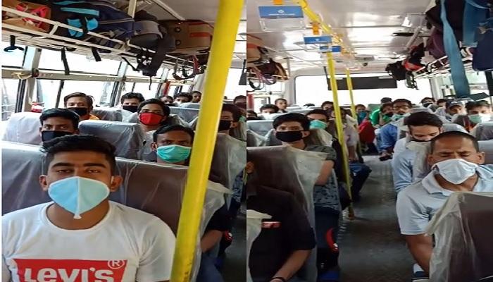"""देहरादून 1 मुख्यमंत्री का अभियान """"घर चलो"""" ला रहा है प्रवासी उत्तराखंडियों के चेहरे पर खुशी, सभी बोले थैंक यू सर"""