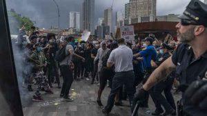 america 1 अमेरिका को दंगों की आग में किसने झोंका?, कहां सोए हैं ट्रंप..