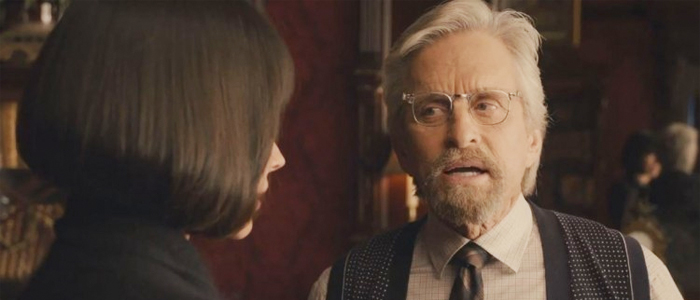 antman douglas lilly माइकल डगलस का कहना है कि बहुत जल्द हम एंट-मैन 3 के बारे में और जानेंगे