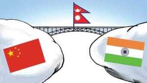bharat china nepal चीन के बाद बॉर्डर पर भारत से भिड़ा नेपाल, रोक दिए सारे काम..
