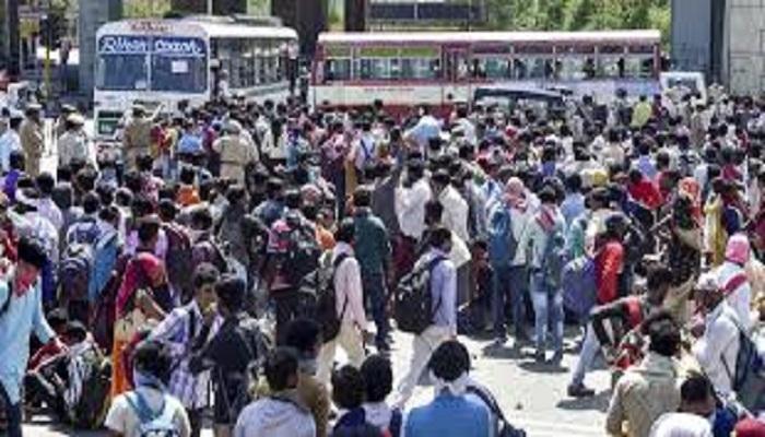 bus 1 क्या सरकार की लापरवाही लोगों को पहुंचा रही गलत पते पर?, लॉकडाउन में घर जाना चाहते हैं तो हो जाएं सावधान..