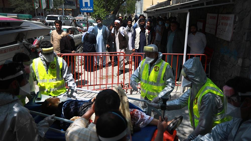 kabul रमजानों में आतंकी हमलों से गूंज रहा अफगानिस्तान, काबूल में नवजात बच्चों सहित 14लोगों की मौत..