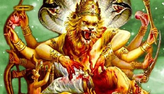 narsingh 1 कष्टों से मुक्ति पानी है तो नरसिंह जयंती पर करें ये काम, जानें किस समय पूजा करने से मिलेगा लाभ...