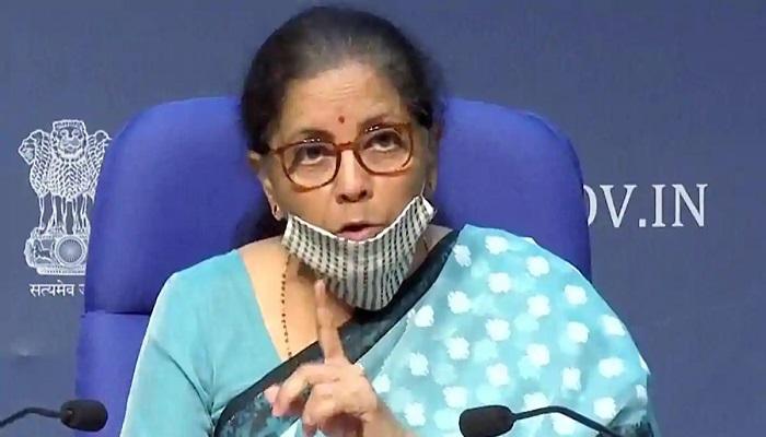 nirmala अब बैंक डूबे तो नहीं डूबेगा आपका पैसा, मोदी कैबिनेट ने DICGC कानून में संशोधन को दी मंजूरी