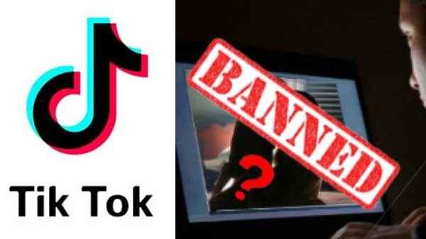 tiktok 2 भारत के बाद अमेरिका ने टिक टॉक सहित चीन के सभी ऐप्स पर लगाया बैन..