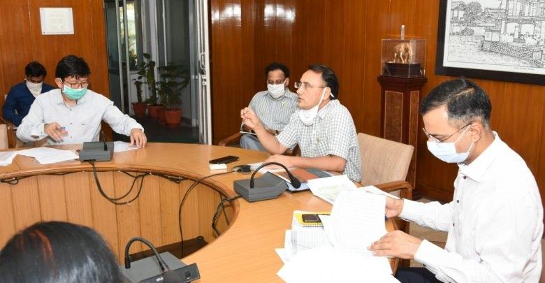 अमित नेगीय स्वास्थ्य सचिव अमित नेगी ने की प्रेस कॉन्फ्रेंस, कहा सरकार के सामने चुनौतियां बहुत हैं