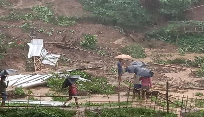 असम असम में भूस्खलन होने से 20 लोगों की मौत, कई लोगों के घायल होने की खबर