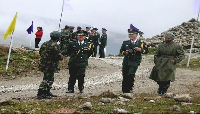 INDIA AND CHINA भारत-चीन गोगरा हाइट्स से सेना हटाने पर राजी, मोल्डो वार्ता से निकली सुलह