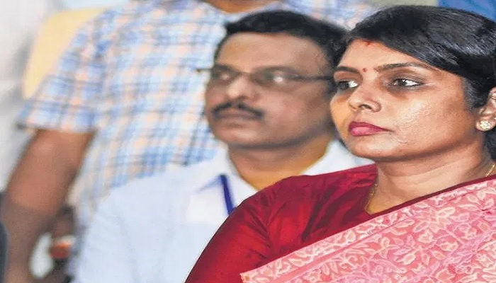 beela rajesh बीला राजेश को तमिलनाडु में कोविड-19 की लड़ाई से किया गया बाहर, बीमारी को लेकर की बड़ी लापरवाही