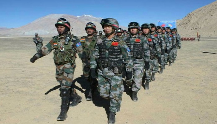 china भारतीय सेना के जवानों ने कोरोना के चलते रोका अभ्यास तो चीन ने रच डाली कारगिल जैसी साजिश