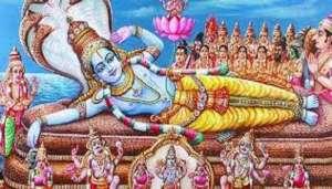 devasayani 2 देवशयानी एकादशी पर कैसे करें भगवान विष्णु की पूजा..