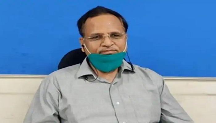health minister स्वास्थ्य मंत्री सत्येंद्र जैन की तबियत बिगड़ी, राजीव गांधी अस्पताल चल रहा इलाज