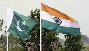india vs pakistan स्वतंत्रता दिवस से पहले पाकिस्तान में लहराया तिरंगा..