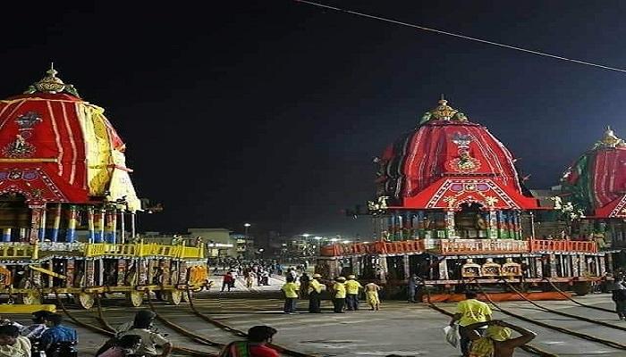 jaggannath yatra जगन्नाथ यात्रा को कर्फ्यू लगाकर इन शर्तों के साथ निकाला जा रहा है, सभी को होगा कोरोना टेस्ट