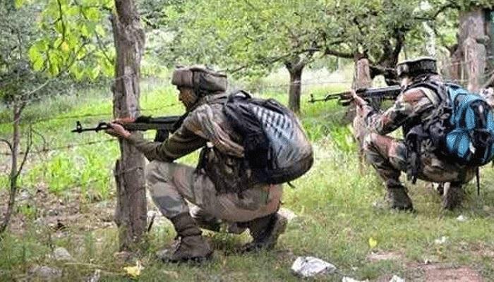 jammu kashmir पाकिस्तान ने फिर किया नियंत्रण रेखा का उल्लंघन, जवाबी कार्रवाई में एक जवान शहीद, 2 घायल