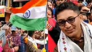 jyang 1 भारत -चीन विवाद पर आपस में क्यो भिड़ गये राहुल गांधी और बीजेपी सांसद?