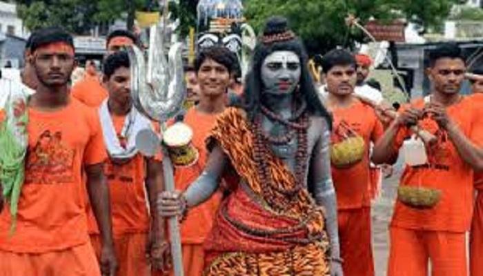 kanwer 2 उत्तराखंड सरकार ने शिव भक्तों को दिया झटका नहीं ले जा सकेंगे कांवड़..