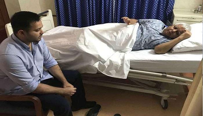 lalu yadav लालू प्रसाद यादव के जन्मदिन पर बेटे तेजस्वी यादव ने लिखा इमोशनल पत्र, कहा-हम थकेंगे नहीं रूकेंगे नहीं