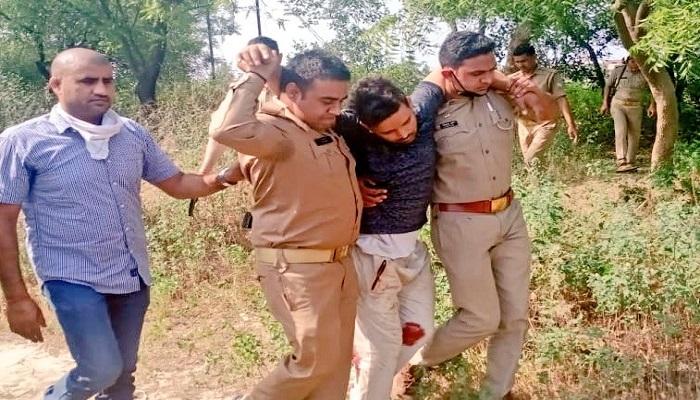 meerut 1 मेरठ पुलिस को इस साल पुराने मामले में मिली बड़ी कामयाबी, बीकॉम की छात्रा को प्रेमजाल में फंसाने वाला शाकिब गिरफ्तार