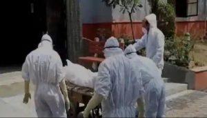 meerut corona देश में कहर बनकर टूट रहा कोरोना, स्वास्थ्य मंत्रालय के आंकड़ों ने उड़ाए होश..