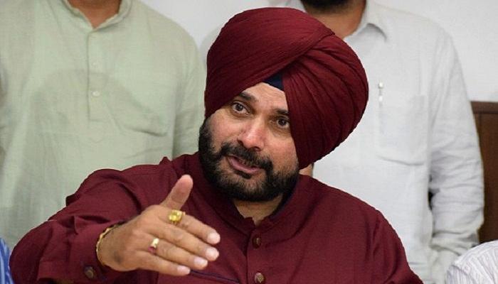 navjot singh sidhu पंजाब कांग्रेस के अध्यक्ष बनने पर सिद्धू ने जताया सोनिया, राहुल-प्रियंका का आभार, कहा- 'जीतेगा पंजाब'