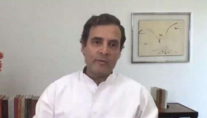 rahul 1 भारत -चीन विवाद पर आपस में क्यो भिड़ गये राहुल गांधी और बीजेपी सांसद?