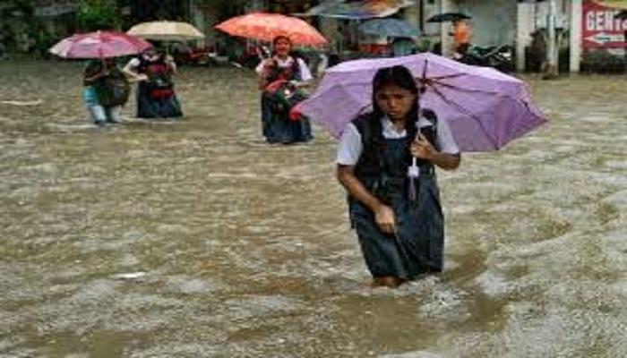 rain 1 दिल्ली सहित इन राज्यों में भारी बारिश के आसार, इन राज्यों में रेड अलर्ट जारी