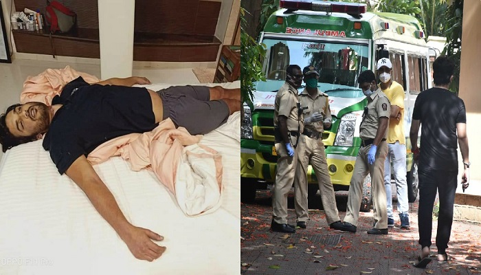 sushant 5 सुशांत सिंह की मौत से सदमें में बॉलीवुड, सितारों ने ऐसे किया दुख प्रकट
