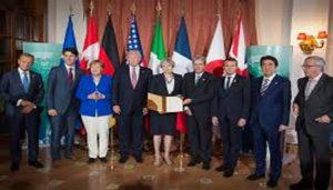 trump 1 अमेरिका ने भारत को दिया जी-7 समिट में आने का न्योता चीन को लगी मिर्च..