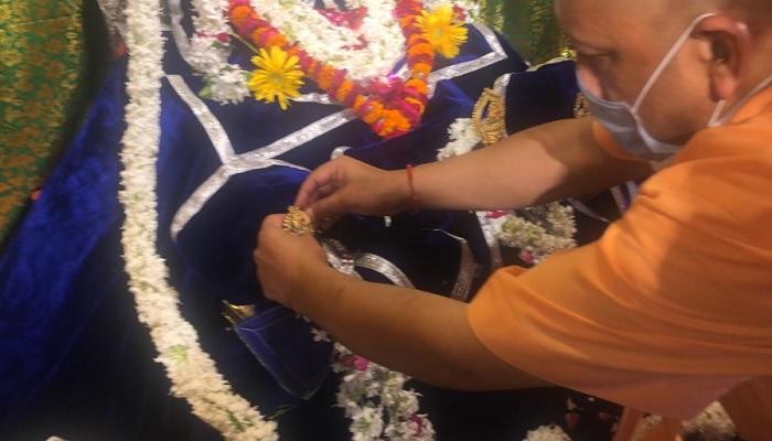 CM YOGI 5 आयोध्या के महाआयोजन को लेकर सीएम योगी की दुनिया भर के रामभक्तों से भावुक अपील..