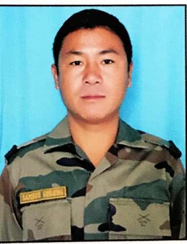 Hav Sambur एलओसी पर पाकिस्तानी फायरिंग में सेना का एक जवान हुआ शहीद