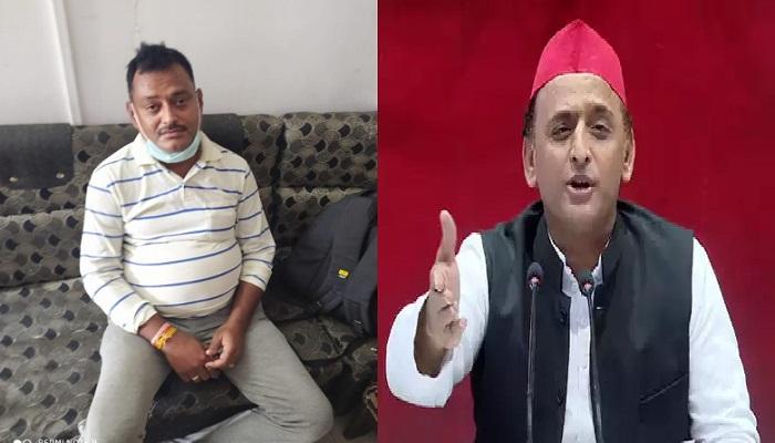 कानपुर गैंगस्टर विकास दुबे की गिरफ्तारी पर अखिलेश यादव ने उठाए सवाल, जाने क्या कहा