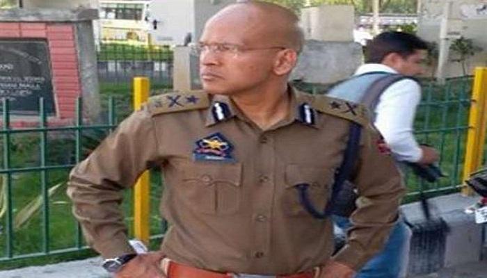 जम्मू कश्मीर में तैनात आईपीएस अधिकारी को किया गया निलंबित..