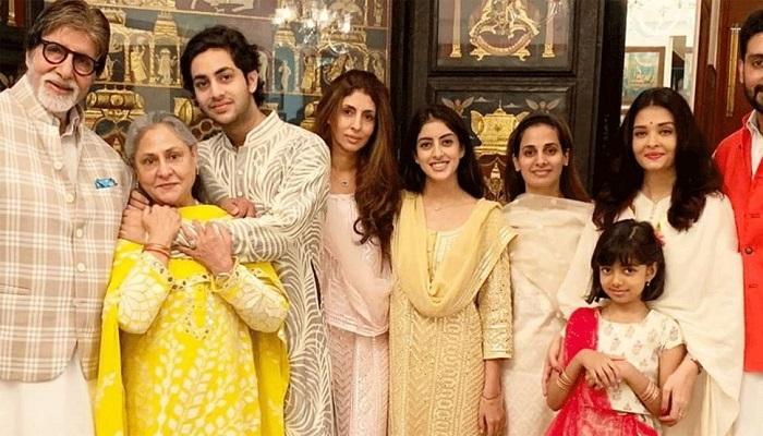 bachan 1 पूरी बच्चन फैमिली कोरोना की जब्त में, एश्वर्या और आराध्या को भी हुआ कोरोना..