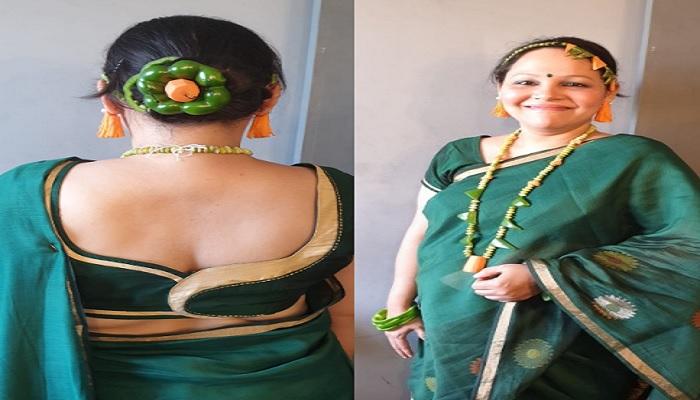 bangluro.jpg 2 महिलाओं ने शादी में पहने कच्ची सब्जियों के गहने, वजह जानकर हैरान रह जाएंगे आप