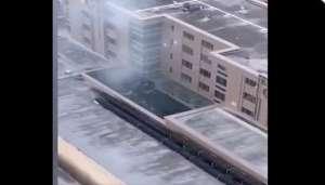 chaina dutawas 1 अमेरिका ने चीनी दूतावास को किया बंद बुरी तरह से तिलमिलाया चीन..