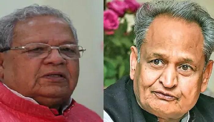cm gahlot 1 सीएम गहलोत ने किया राज्यपाल को राज़ी, 14 अगस्त को सत्र बुलाने की मिली मंजूरी