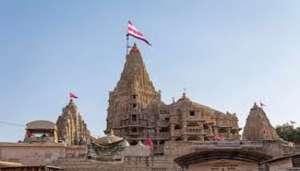 dwarika dhish 2 द्वारकाधीश मंदिर में लगा झंडा अचानक टूटा, आने वाली तबाही की तरफ कर रहा इशारा..