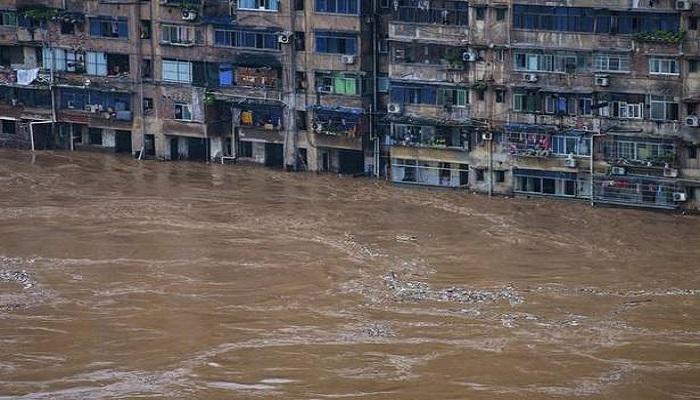 दुनिया को तबाह करने का सपना देख रहा चीन पानी में डूबा, बाढ़ ने मचाई भयंकर तबाही..