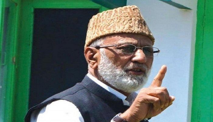 jammu and kashmir 2 जम्मू-कश्मीर पुलिस ने किया तहरीक-ए-हुर्रियत के चेयरमैन को गिरफ्तार