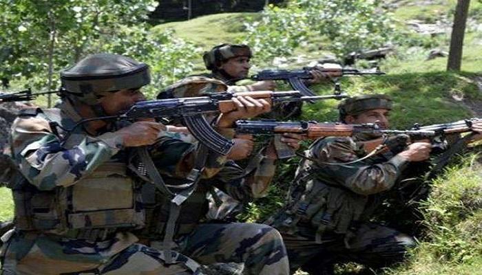 jammu and kashmir 4 BSF की पेट्रोलिंग टीम पर आतंकवादियों ने किया हमला, मुठभेड़ में 2 जवान शहीद