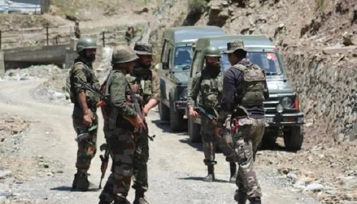 jammu जम्मू-कश्मीर के बारामूला में हुआ आतंकी हमला, G/179 बटालियन का एक जवान शहीद