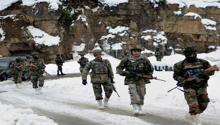 लद्दाख सीमा पर भारतीयं सैनिकों को शक, फिर लौट सकती है चीनी सैना