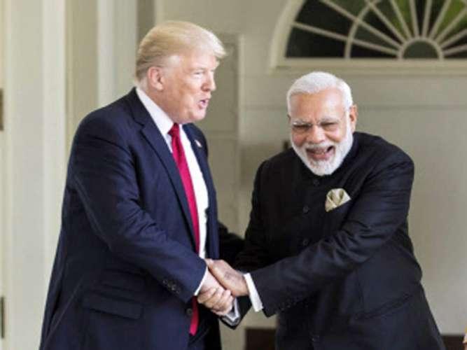 modi trump pti चीन को भारत से होगा करोड़ों का आर्थिक नुकसान